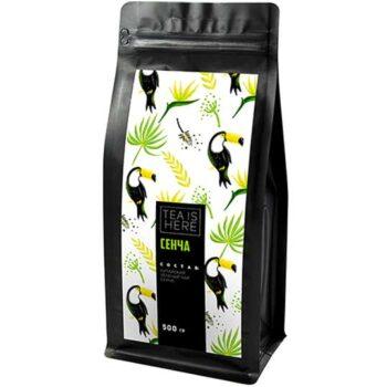 Чай TEA IS HERE Шу Сян Люй (Сенча) 500 гр.