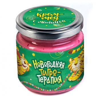 Крем-мёд Новогодняя тигротерапия